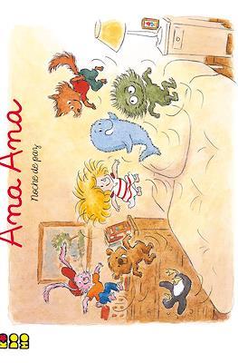 Ana Ana (Cartoné 24 pp) #1