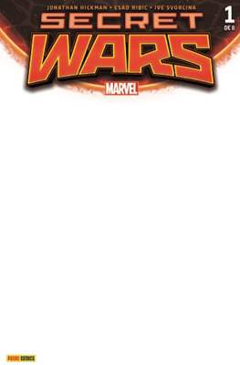 Secret Wars (2015 Portadas alternativas) (Grapa) #1.1