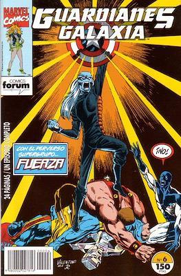 Guardianes de la Galaxia (1993-1994) #6