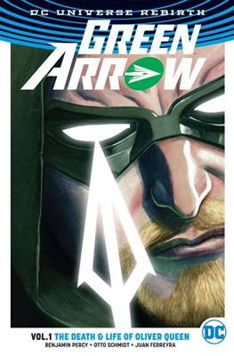 Green Arrow Vol. 6 (2016) (Softcover) #1