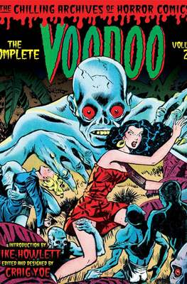 The Chilling Archives of Horror Comics #17