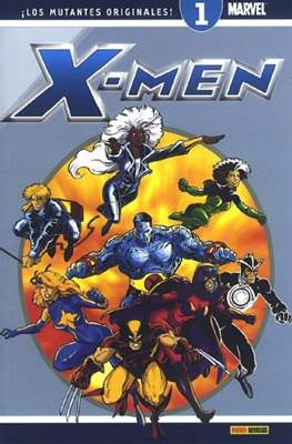 X-Men (Segundo coleccionable)