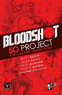 Bloodshot 50 Project