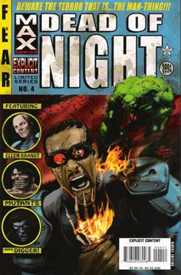 Dead of Night Featuring Man-Thing (Comic Book) #4
