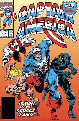 Captain America Epic Collection #19