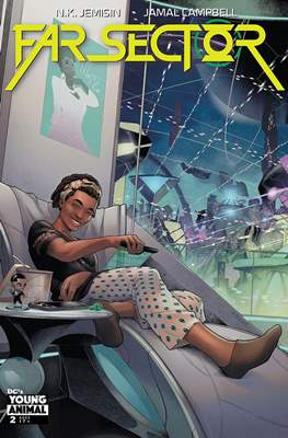 Far Sector (2019-) (Comic Book) #2