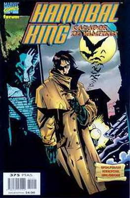 Hannibal King. Cazador de vampiros