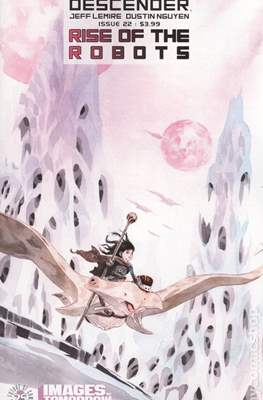 Descender (Variant Covers) (Grapa) #22.1