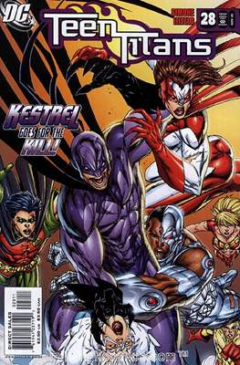 Teen Titans Vol. 3 (2003-2011) (Comic Book) #28