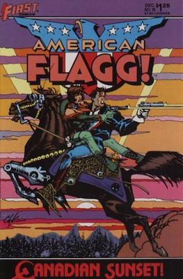 American Flagg! (Comic book) #15