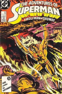 Superman Vol. 1 / Adventures of Superman Vol. 1 (1939-2011) (Comic Book) #432