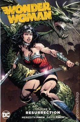 Wonder Woman New 52 Vol. 4 (2011-) (Softcover) #9