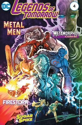 Legends of Tomorrow (Comic-book) #4