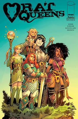 Rat Queens (Comic Book) #16
