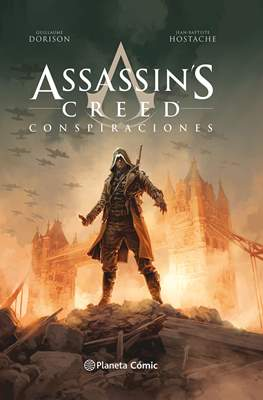 Assassin's Creed: Conspiraciones (Cartoné 48 pp) #