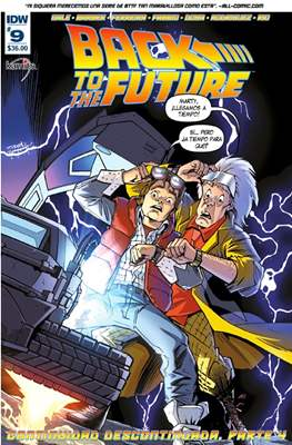 Back to the Future (Grapa) #9