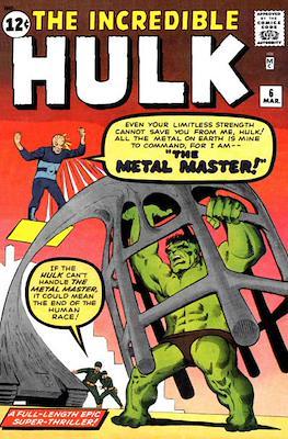 The Incredible Hulk Vol. 1 (1962-1999) #6