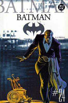 Coleccionable Batman (2005-2006) #24