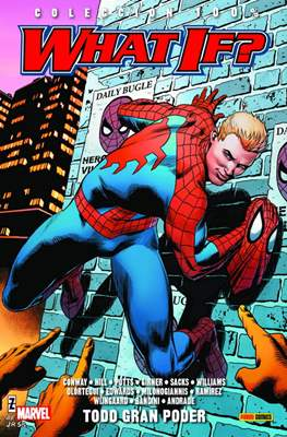 What If: Todo gran poder. 100% Marvel