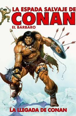 La Espada Salvaje de Conan el bárbaro (Cartoné) #1