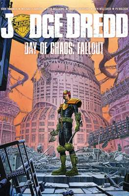 Judge Dredd: Day of Chaos (Rústica) #3