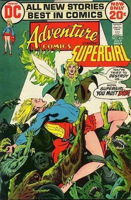 New Comics / New Adventure Comics / Adventure Comics (1935-1983 ; 2009-2011) (Comic Book) #421