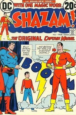Shazam! Vol.1 #1