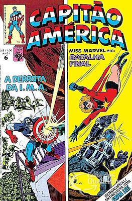 Capitão América #6