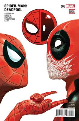 Spider-Man / Deadpool (Digital) #6