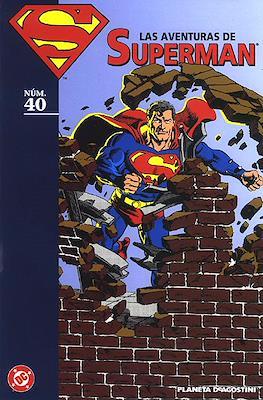 Las aventuras de Superman (2006-2007) (Rústica 96 páginas) #40