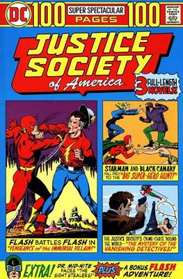 Justice Society of America 100-Page Super Spectacular #1