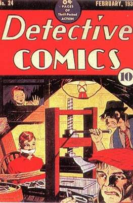 Detective Comics Vol. 1 (1937-2011; 2016-) (Comic Book) #24