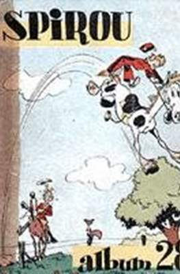Spirou. Recueil du journal (Cartonné) #28