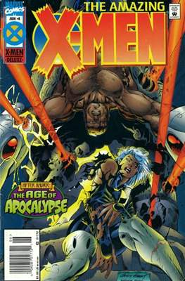 The Amazing X-Men (Comic Book 1995) #4