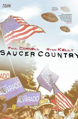 Saucer Country (Rustica) #1