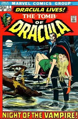 The Tomb of Dracula Vol. 1 (1972-1979)