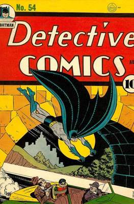 Detective Comics Vol. 1 (1937-2011; 2016-) (Comic Book) #54