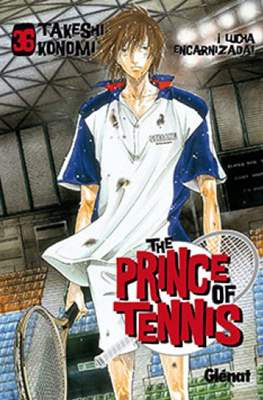 The Prince of Tennis (Rústica con sobrecubierta) #36