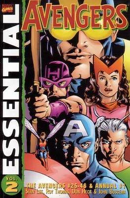 Marvel Essential: Avengers (Rústica) #2