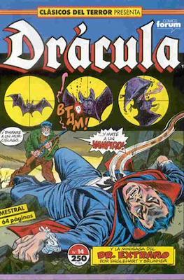 Clásicos del Terror: Drácula (1988-1989) (Grapa. 17x26. Color.) #14