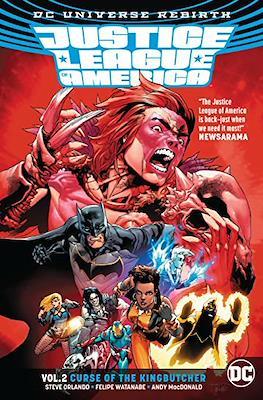 Justice League of America (2017-) #2