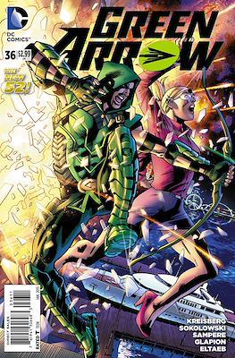 Green Arrow vol. 5 (2011-2016) (Comic-Book) #36