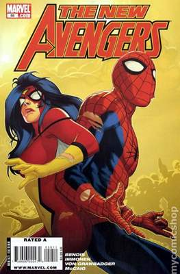 The New Avengers Vol. 1 (2005-2010) (Comic-Book) #59