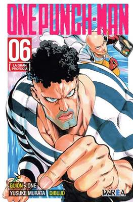 One Punch-Man (Rústica) #6