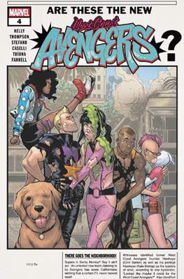 West Coast Avengers Vol. 3 (2018-) #4