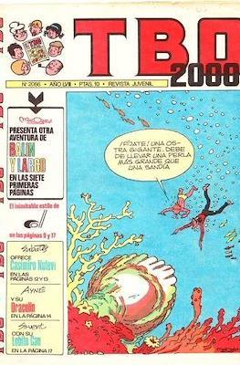 TBO 2000 - El TBO (Grapa) #2086
