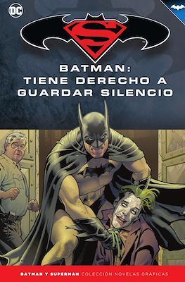 Batman y Superman. Colección Novelas Gráficas #69