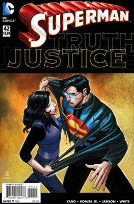 Superman Vol. 3 (2011-2016) (Comic Book) #42