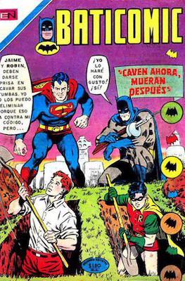 Batman - Baticomic (Rústica-grapa) #49