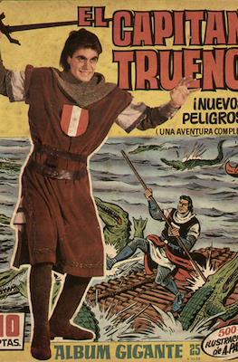 El Capitán Trueno. Album gigante (Grapa 32 pp) #25